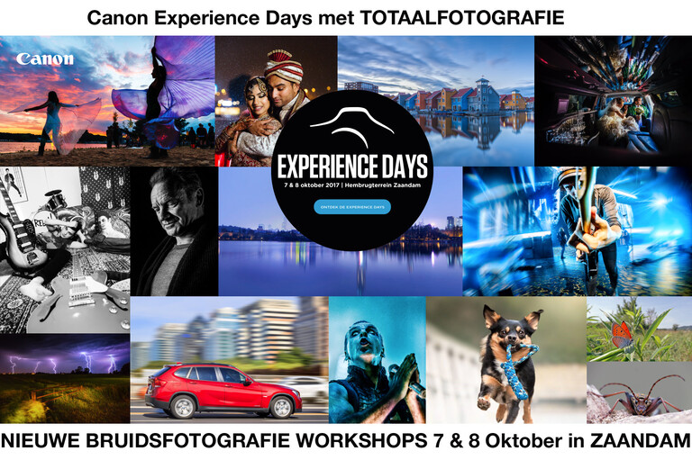 Canon Experience Days 2017