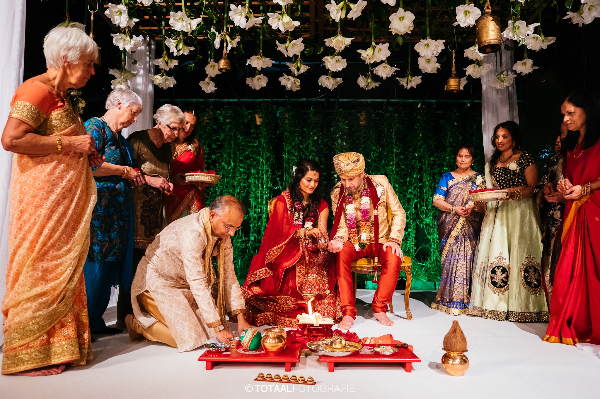 Indian wedding in Amsterdam